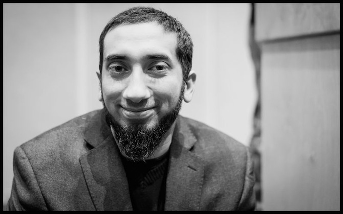 Nominee:  Nouman Ali Khan