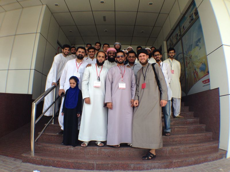 Young Social Workers of Emirates Red Crescent
